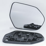 Mirror Glass For 2016 2017 2018 2019 2020 2021 Toyota Prius Passenger Right Side