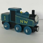 Thomas The Train 1942 Tank Engine Friends Wooden Railway 2015 Special Edition