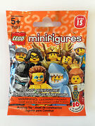 Lego 71011 New Factory Sealed Minifigures Series 15 Never Open You Choose