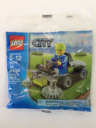 Lego 30224 New Factory Sealed Ride-on Lawn Mower