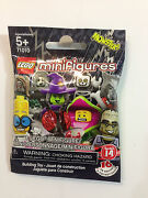 Lego 71010 New Factory Sealed Minifigures Series 14 Never Open You Choose