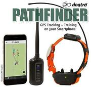 Dogtra Pathfinder Gps + E-collar Free Clicker And Training Collars Included