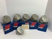 Nos Trw Engine Piston Set L2402f .030 3-7/8 For 1973 Chevrolet And Gmc Truck 307