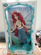 Disney Store The Little Mermaid Ariel Limited Edition Doll 17