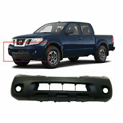 Front Bumper Cover For 2009-2019 Nissan Frontier Ni1000263 62022zl00b