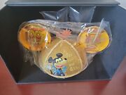 Shag Limited Release Disney Enchanted Tiki Room Mickey Mouse Ears Hat Embroidery