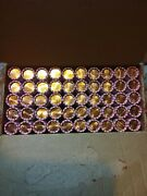 2021 P Uncirculated Lincoln Pennies 1 Box, 50 Rolls, 2500 Pennies.