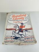 Rare 1949 Hopalong Cassidy Play Suit Outfit Rodeo Ranger Topper Cowboy