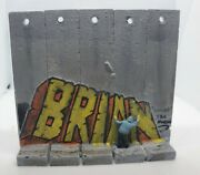 Banksy Walled Off Hotel Large Wall Sculpture Brian Extremely Rare