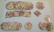 100 Hang Tags Variety Size Price Antique Shops Garage Sales W/string  8b