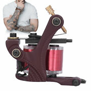 Casting Tattoo Machine Liner Shader Coil Tattoo Machine Strong Power Supply