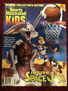 Sports Illustrated For Kids Inside Space Jam