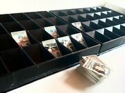 Baseball Card Sorting Trays 2 Great For Shows Breaks And Sorting Trading Cards