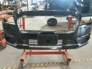 Front Bumper With Automatic Park Fits 17-18 Lincoln Continental 2573648