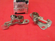 Nos 60 61 Chevrolet Corvair Delco Remy Ignition Point Sets 1945376 / D-107p 2