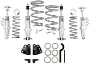 Viking® Warrior Front And Rear Coil-overs - 4 Pack 12-15 Camaro Bb W/sway Bar Mt