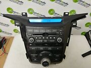 2011 - 2014 Honda Odyssey Oe Navigation Gps Radio Cd Xm Usb Dvd Player 2tu0