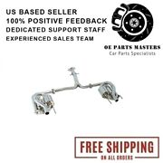 Hks Super Sound Master 304 Ss Axle-back Exhaust 32023-at001 Fits Lexus Is 08-14