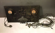 Auto Mechanical Products Antique Gauge Battery Charger Gas Service Station Ampco