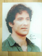 Kevin Kline Signed In Person Photo Vintage Signature