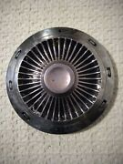 1963 Ford Fairlaine And Galaxy Dog Dish Hubcap 10.5 Inch