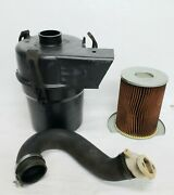 Yamaha Yt3600 Engine Carburetor Air Filter Assembly Riding Lawn Mower Tractor