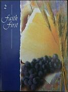 Faith First Grade 2 Resources For Christian Living By Faith First Editorial