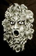 Haunted Mansion Gothic Wall Sculpture Eyes Follow You Halloween House Prop