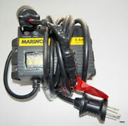 Marinco Charge Pro 6a 120v Waterproof Onboard Boat Battery Charger 28106