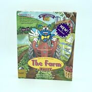 Letand039s Explore The Farm With Buzzy The Knowledge Bug Sealed Cd-rom Pc Video Game