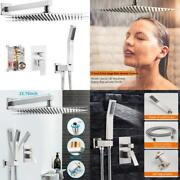 Cobbe Shower System,shower Faucets Sets Complete,12 Inches Rainfall Shower Head