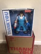 Fisher Price Thank You Heroes Male Nurse First Responders Gyj31 Mattel Sealed