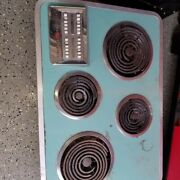 Ge Vintage Electric Oven And Stove