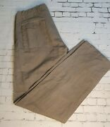 N.i.c.e Collective Pants Size 34 Made In Usa Mens Casual Designer Cotton Vguc