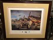 American Volunteer Group To China By John Shaw. Signed And Numbered