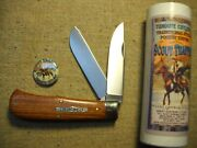 Great Eastern Cutlery Tidioute 38 English Whittler Knife Exotic Bloodwood