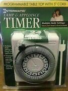 Intermatic Lamp And Appliance Timer