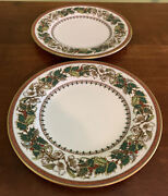 Vintage Spode Christmas Rose 6.25bread And Butter Plate Fine Bone China Y8560-a10