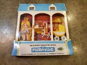 Rare Sealed Vintage 1971 Flatsyville Carrie Doll Ideal Baby Carriage