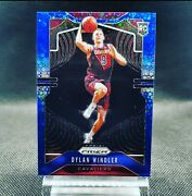 2019-20 Prizm Dylan Windler Rc Fast Break Blue /175 Combined Ship All Auctions