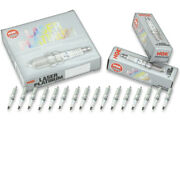 16 Pcs Ngk Laser Platinum Spark Plugs For 2006-2010 Jeep Grand Cherokee 6.1l Ny