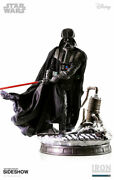 New In Box - Iron Studios - Darth Vader - Limited Edition 1/4 Statue Star Wars