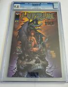 Witchblade 18 Gold Foil Variant Cgc 9.8 Family Ties Part One