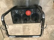 Omnex Concrete Pump Remote And Receiver 4 Section