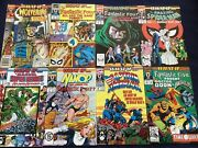 What If... Comic Lot 22 Issues Wolverine X-men Avengers Thor Captain America