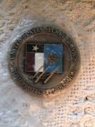 Rare Bush Senior Usss Challenge Coin - Original In Package Issued Agents Only