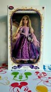 Disney Limited Edition Doll - Rapunzel - Brand New Unopened In Box