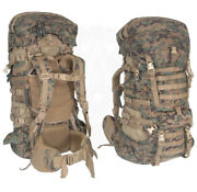 Backpack - Usmc Marpat Ilbe Gen 2 - Main And Assault Pack/cover/radio Pouch/belt