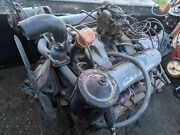 1950 Cadillac 331 Engine Transmission Unit Combo Take-out. Coupe Deville 89k