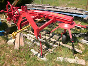 Galfre 3pt Two Basket 250/2 Hay Tedder{{best Equipment And The Cheapest Shipping}}